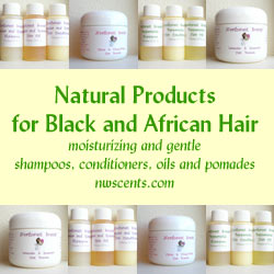 Black Hair Care Tips