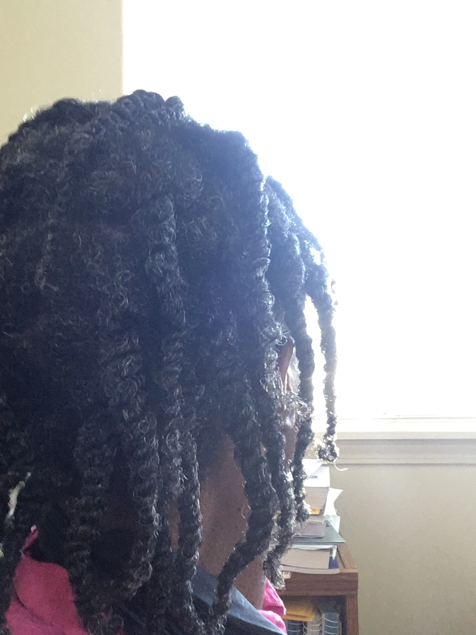 low maintenance short hairstyles : am wearing my hair today ? my new low maintenance natural hairstyle ...